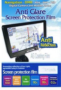 "PureScreen: AntiGlare Screen Protector Film 7""_154x86mm"