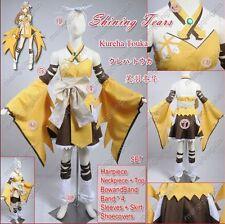 Shining Tears SHINING WIND Kureha Touka Cosplay Costume  Custom