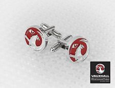 OFFICIAL VAUXHALL CUFFLINKS BY RICHBROOK