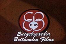 ENCYCLOPEDIA BRITANNICA DVD VOL. 5 - 14 FILMS 3 HOURS