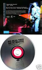 BIG HEAD TODD and the Monsters Imaginary EDIT PROMO CD