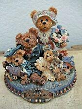 New ListingBoyds Bears Figurine Bearstone Collection Bear Family Limited Edition Figurine