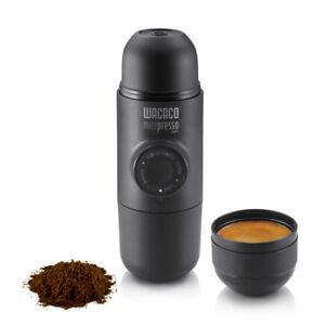 Wacaco Minipresso Ground: Compact and Portable Espresso Maker – 100% Genuine