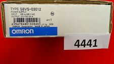 Omron Switching Power Supplies S8VS-03012 Dc Power Supply