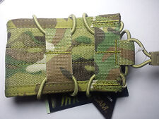 FLYYE BIB SINGLE RIFLE MAGAZINE POUCH MULTICAM AIRSOFT SOFT AIR