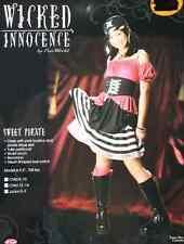 Halloween Wicked Innocence Sweet Pirate Costume Junior 0-9