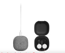 Google - Pixel Buds Clearly White Headphones Headset *Open Box*