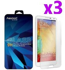 High Quality Premium Tempered Glass Screen Protector for Samsung Galaxy Note 5 2x Spare Wipes