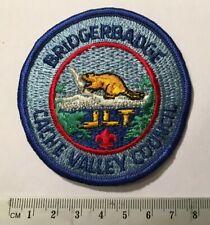 Cache Valley Council Utah Idaho Bridgerbadge JLT Boy Scouts of America BSA