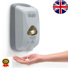 Touch Free Dispenser Touchless Soap Hand Rub Sanitiser Automatic Wall Mounted UK