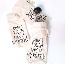 Clear My Bottle Sports Plastic Fruit Juice Water Cup Bottle Portable bag Hottest