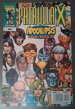 La Patrulla-X Vol. 2 Nº 056