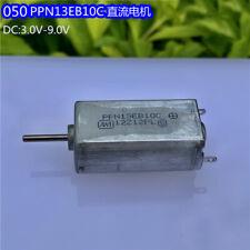 Minebea Ppn13eb10c Dc3v 9v 11200rpm Micro Mini Mute 050 Motor Car Av Cd Player