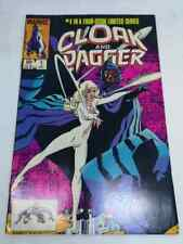 Marvel Comics Cloack and Dagger #1 (1983)