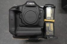CANON 1Dx WITH EXTRA BATTERY, boxed with all accessories