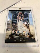 2018-19 Panini Select Luka Doncic Rookie Card Concourse #25 Dallas Mavericks 📈