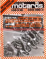 Les MOTARDS  7 MUNCH MAMMUT TTS HONDA CB 750 FOUR TERROT 350 HD APPIETTO 1969