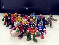 PlaySkool Heroes 2.5'' Marvel Super Hero Squad Adventures Action Figure Kid Toys