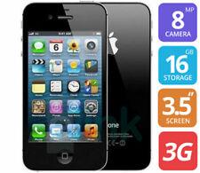 Apple iPhone 4s 16GB Smartphone A1387 Unlocked Black UK Seller - Grade A