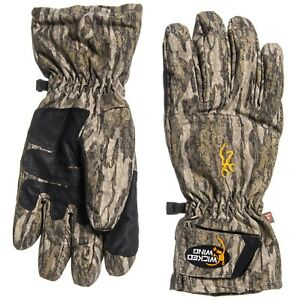 New Men`s Browning Wicked Wing PrimaLoft Insulated Gloves MSRP$100