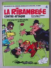 ROBA **  LA RIBAMBELLE CONTRE-ATTAQUE  **   EO CARTONNÉE 1984