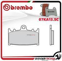 Brembo SC Pastiglie freno sinterizzate anteriori Suzuki GSF650/GSF650S ABS 2007>
