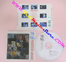 CD THE FALL Perverted By Language 1998 Uk CASTLE  no lp mc dvd vhs (CS53)