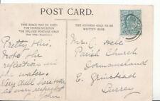 Genealogy Postcard - Hele - Parish Church - East Grinstead - Surrey - 3078A