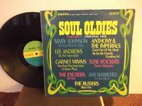 """""""Soul Oldies Volume I"""",UNART,US,LP,stereo,Mimms,Exciters,Buster,Lee Andrews+,M-"""