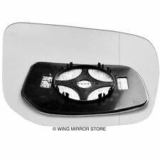 Right side for Toyota Auris 2006-2012 wide angle heated wing door mirror glass