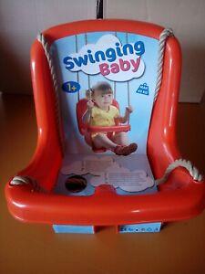 Seggiolino Altalena Swinging Baby 1+ MAX 60 Kg. Arancio Androni Giocattoli NUOVO