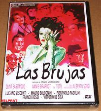 LAS BRUJAS / LE STREGHE - Italiano Espanol - SUBT: English Español -Precintada
