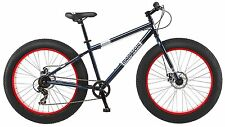 "BRAND NEW 26"" Mongoose Dolomite Men's 7-speed All-Terrain Fat Tire Mountain Bike"