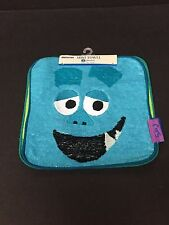 Disneyland Hong Kong Exclusive Monsters Inc Mike & Sulley Mini Towel Set Of Two