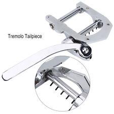 Horseshoe Style Vibrato Tremolo Tailpiece fit Tele Les Paul LP Electric Guitar