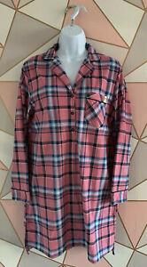 NEXT 'Make Time To Dream' Night Shirt ~ Cozy ~ XS / 6 ~ BNWT ~ RRP £18