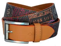 Cintura Alv By Alviero Martini Donna Moka Belt Woman Moka