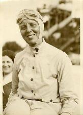 """RALLYE AUTOMOBILE FEMININ PARIS-ST RAPHAËL 1932"" Photo originale G. DEVRED-ROL"