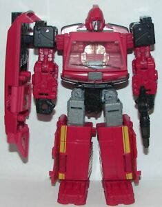 Transformers Earthrise War For Cybertron IRONHIDE Complete Deluxe Wfc