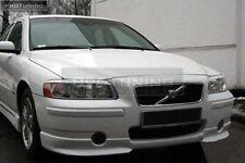 Headligt Mask / Eyebrows / Bad look For Volvo S60 MK1 01-09 + V70 MK2 00-07