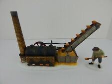 Dept 56 New England Village Loading the Grain #56688 Paint Flaking