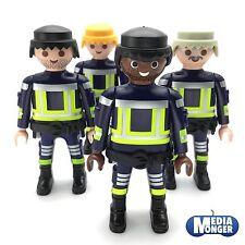 playmobil® Feuerwehr-Set: Feuerwehrmann | Firefighter | Team | Trupp | Rettung