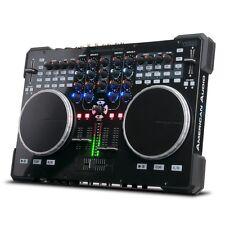 ADJ 4 CANALES midicontroller vms5 AMERICAN AUDIO Americano CONTROLADOR DJ