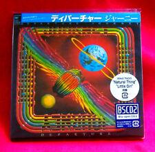 Journey Departure MINI LP CD BSCD2 BLU SPEC 2 JAPAN SICP-30136