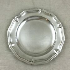 More details for antique christofle serving tray dish silver under plate french silver plated