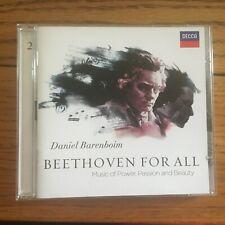Beethoven For All - 2CD Decca Recs, Barenboim