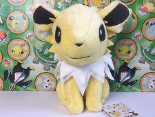 "Pokemon Plush Jolteon 9"" I Love Eevee 2013 DX Doll soft Stuffed animal figure"