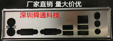 IO I/O Shield Back Plate BackPlate Plates for ASRock G31M-S 960GC-GS FX