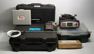 Lot of Industrial Testing Equipment (Gas, Liquid, Torque) - Sold As-Is