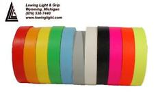 "Pro Artist P724 Fluorescent Green 1"" Paper Tape - 60 Yards"